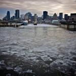 Montreal hiver photo lifestyle