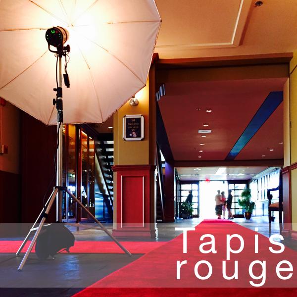 Tapis rouge 2x2
